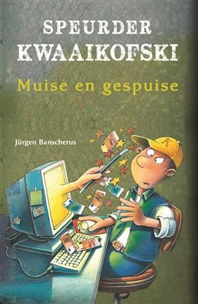 NB Publishers   Book Details   Speurder Kwaaikofski 12: Muise en gespuise (ePub)