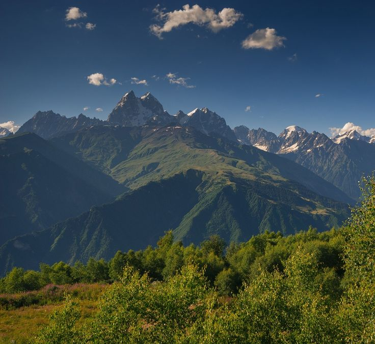 Svaneti Mountains by Soso Meladze on 500px