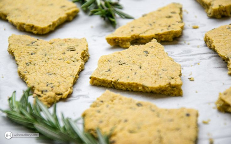 A great alternative to highly refined flour crackers and full of plant protein and amazing nutrition!
