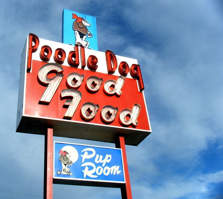 the poodle dog bar and restaurant