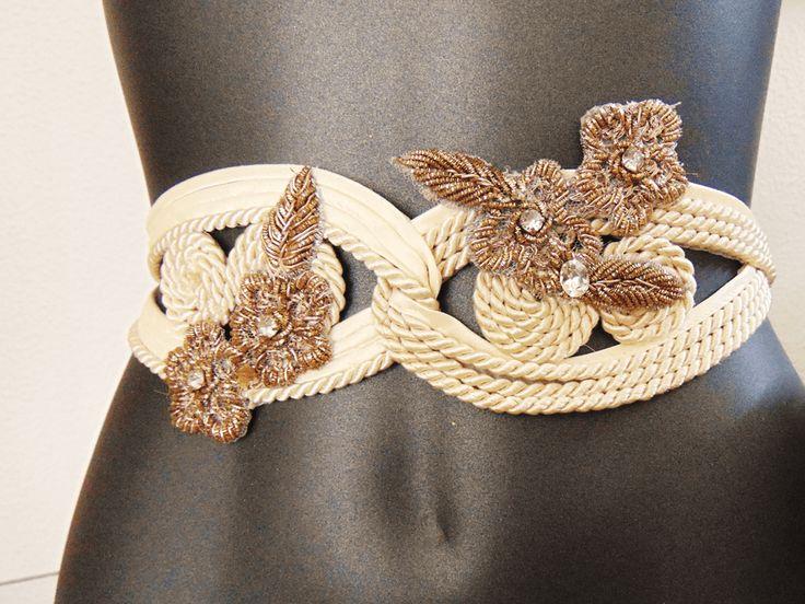 Cinturón celta modelo Gaita