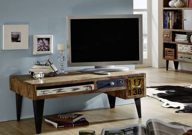 LIVERPOOL TV-Board #30, Eisen u. Sheesham