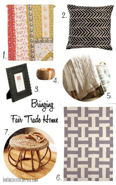 fair trade home decor.  FairTrade in the home 89 best Fair Trade Home Decor images on Pinterest trade