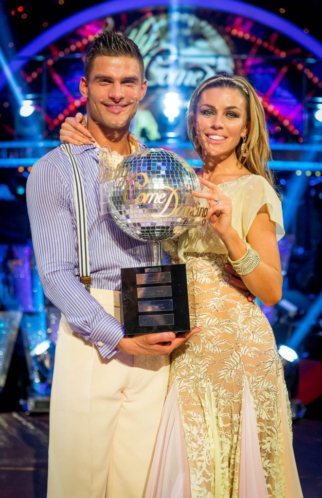 The Winners - Strictly Come Dancing 2013