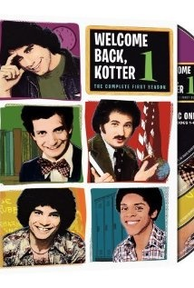 Welcome Back, Kotter (1975–1979)  A compassionate teacher returns to his inner city high school of his youth to teach a new generation of trouble making kids.