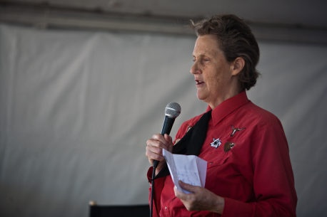 """Insightful opinion piece from Dr. Temple Grandin featured in the West Bloomfield, MI Patch. """"Activist Temple Grandin: Autism Does Not Define Me"""""""