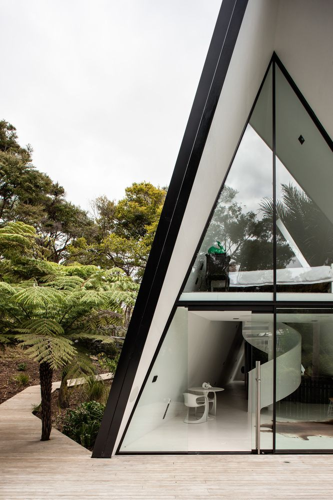 Gallery of Tent House / Chris Tate Architecture - 1