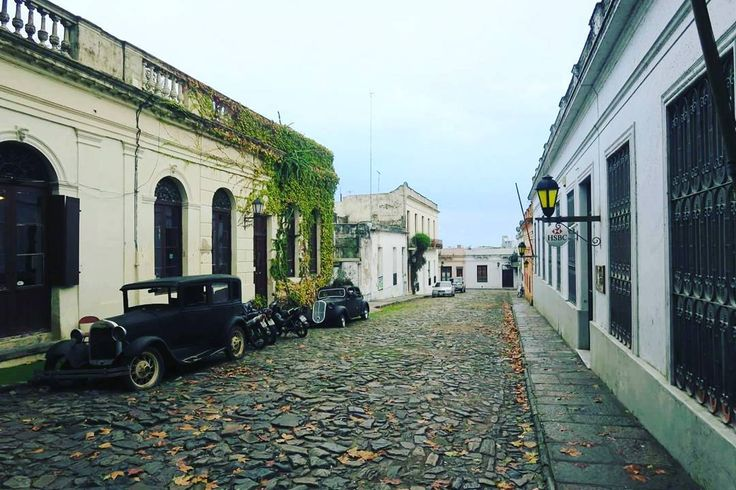 """Lee Hurst/Leonardo Vaca on Instagram: """"Pierdase en el pasado en las hermosas calles de Colonia, Uruguay!! Lose yourself in the past in the beautiful streets of Colonia…"""""""