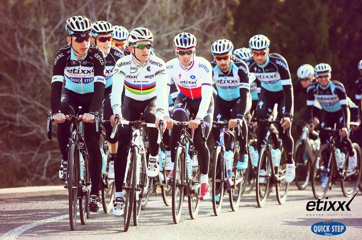 Team ETIXX-QUICK STEP║PRO CYCLING