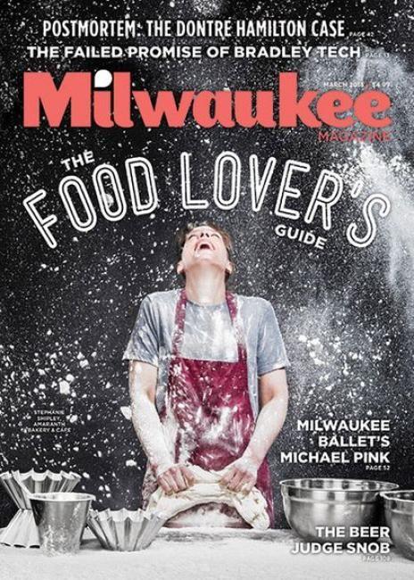 Milwaukee Mag (US) - Coverjunkie.com