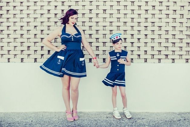 Sailor Girl. Mom Photographs Her Daughter As Various Iconic Characters, And The Results Are Amazing • Page 5 of 5 • BoredBug