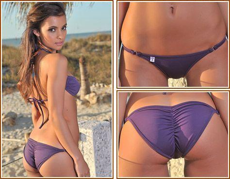 Flesh color bikini