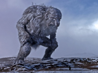 Trollhunter...a well-complimented combination of Blair Witch and mythical beasts. Also heavily influenced by painters like Theodor Kittelsen and John Bauer, which adds to its massive awesome-ness (excuse the pun).
