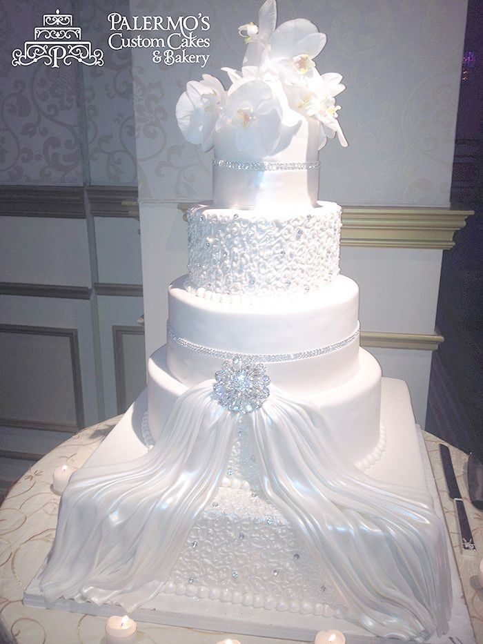 Wedding Cake Topper Heart Wedding Cake Decoration By Antoarts