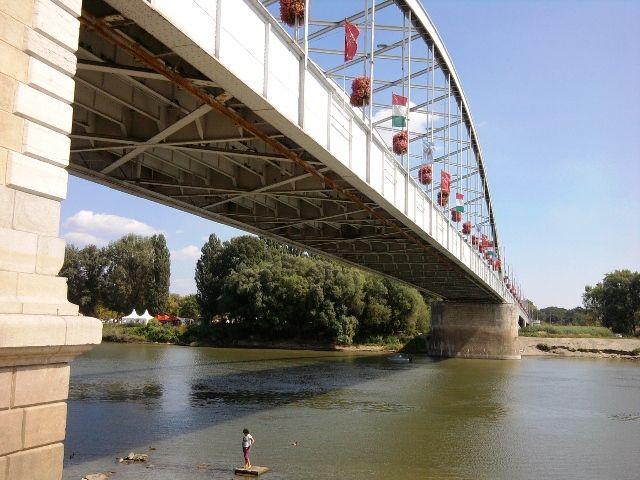 Szeged :Tisza híd