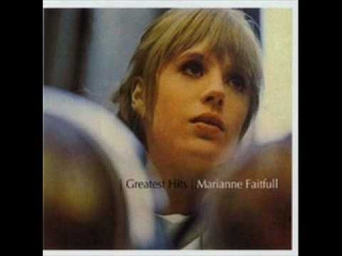 Alabama Song by Marianne Faithfull (1980s live recording?)   written for Bertolt Brecht's Hauspostille (1927) music by Kurt Weill   Berlin in the 1920s, scary, crazy good....voice like smoky glass