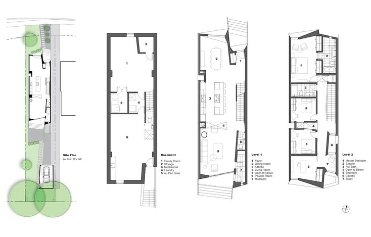 gallery of tesseract house    phaedrus studio