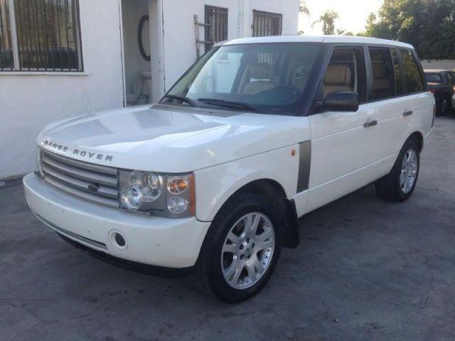 2003 Land Rover Range Rover, 148,910 miles, $9,950.
