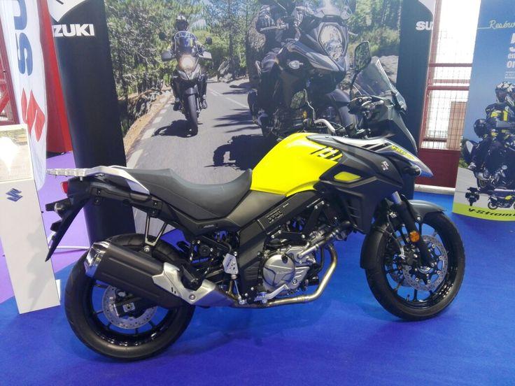 Suzuki V Strom 1000 Moto Madrid #motomadrid#ilovebikes#motapatours