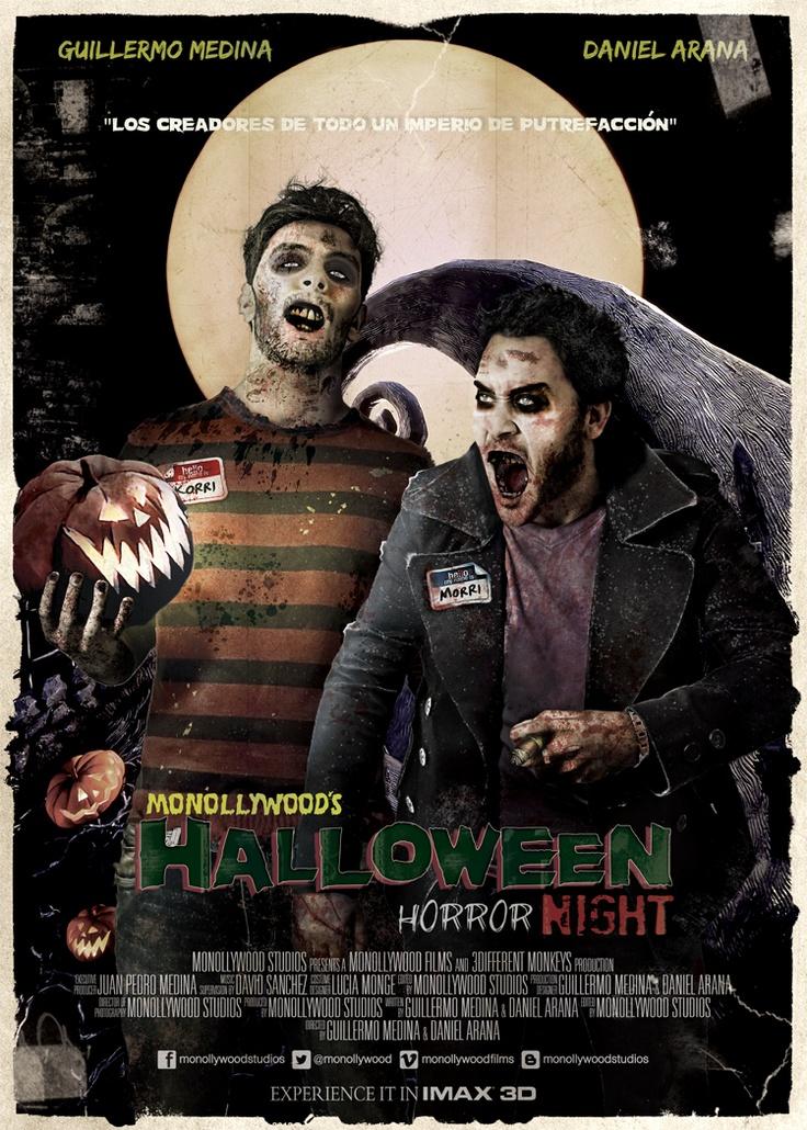 Monollywood's Halloween Horror Night