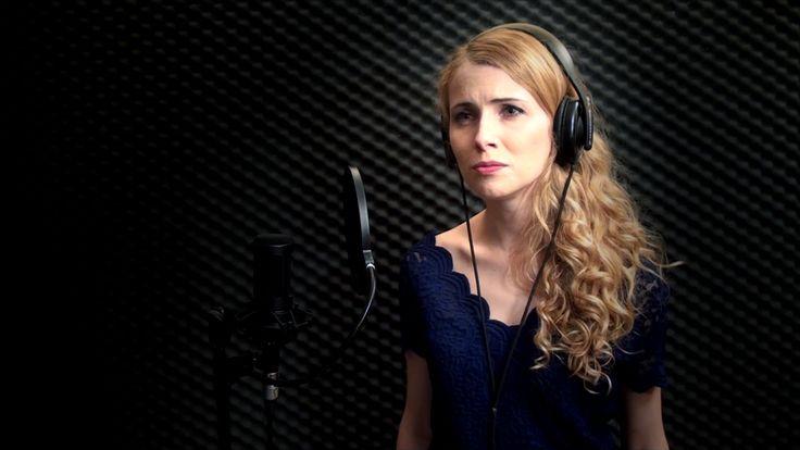 Ewa Łobaczewska - Szkoda, że cię nie ma (Upiór w operze) Studio Accantus