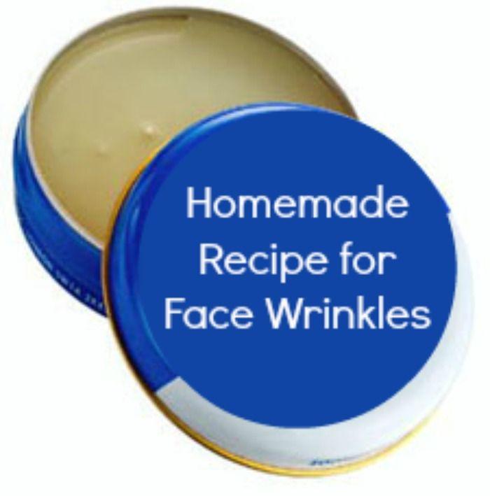 Homemade Wrinkle Cream