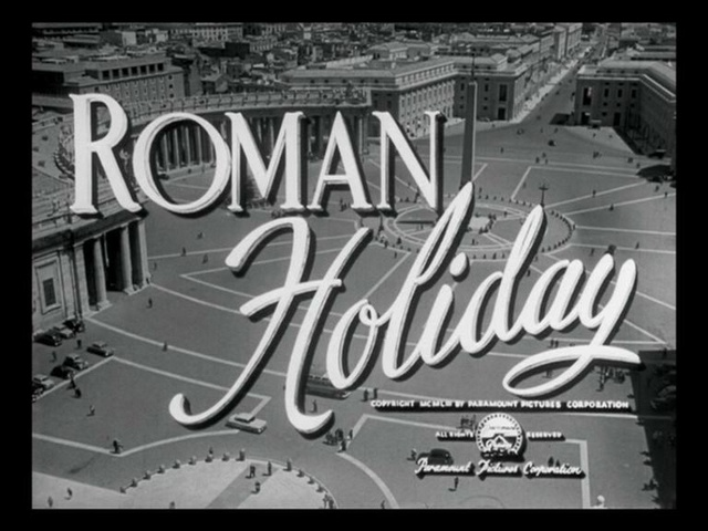 Roman Holiday: Romans Holidays, Romanholiday, Audrey Hepburn, Open Title, Classic Movies, Holidays Title, Holidays Movies, Favorit Movies, Roman Holiday