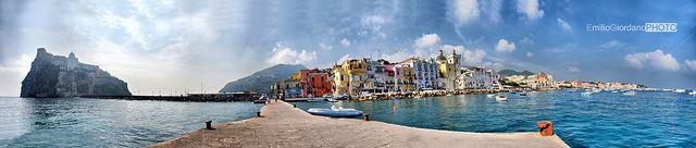 Ischia Ponte, via Flickr.