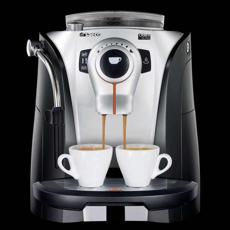 Saeco Refurbished Saeco Odea Go Plus Espresso Machine With