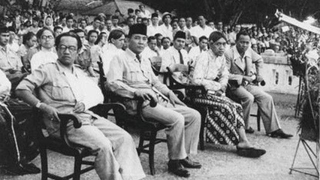 Gambar Sejarah Hari Buruh Dunia di Indonesia