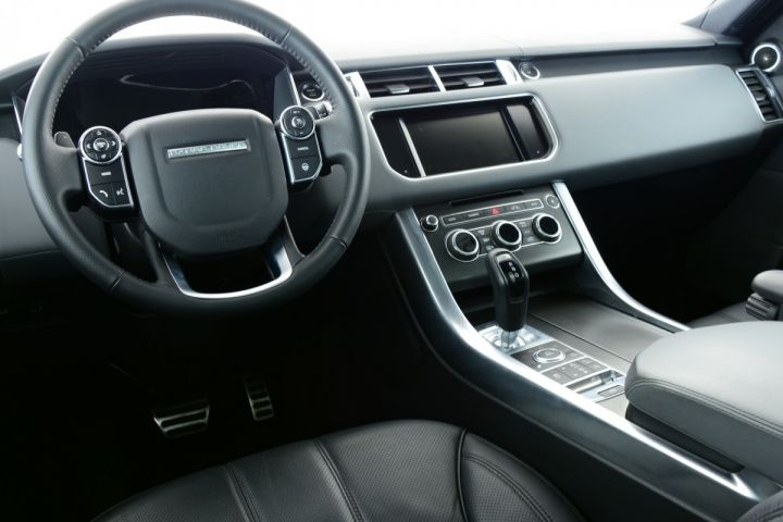 Used Land Rover Range Rover Sport SUPERCHARGED HSE DYNAMIC Silver for sale Essex BK63XNY | Saxton 4x4