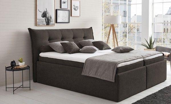 Hapo Leona Polsterbett 100x200 Cm Mit Bettkasten Viele Farben