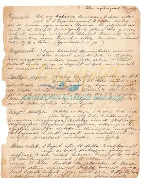 Vajascsók 1910-ből | Régi idők finomságai receptverseny: eredményt hirdetünk | Életszépítők