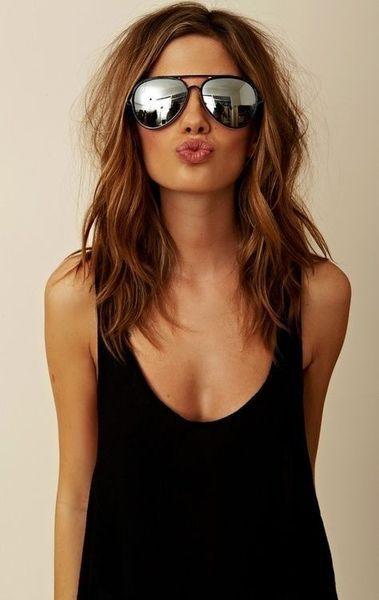 Die schönsten Frisuren für mittellanges Haar – Annette Dürholt