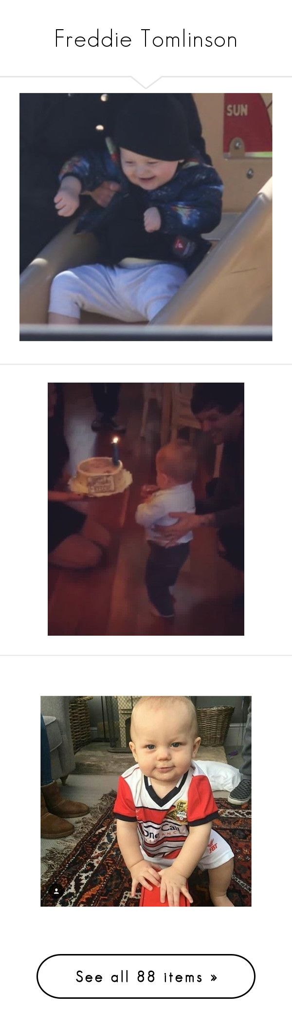 """""""Freddie Tomlinson"""" by kateremington-1 ❤ liked on Polyvore featuring louis tomlinson, pictures, louis and one direction"""