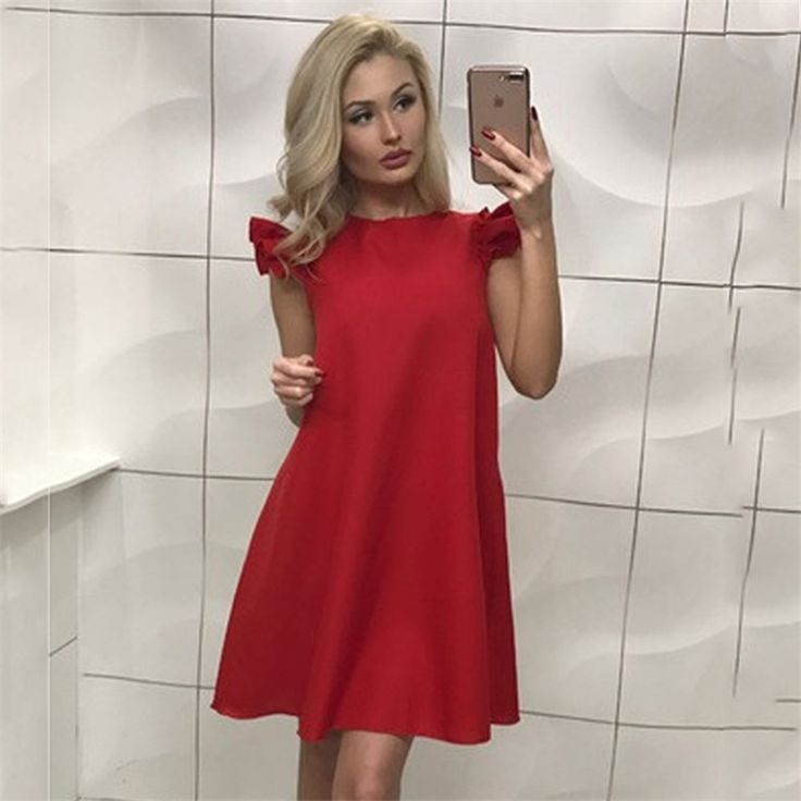 Goedkope Summer Dress 2017 Women Ukraine Cute Sexy Mini Party Dress White Red Black Butterfly Sleeve Casual Beach Dresses , koop Kwaliteit Jurken rechtstreeks van Leveranciers van China: Summer Dress 2017 Women Ukraine Cute Sexy Mini Party Dress White Red Black Butterfly Sleeve Casual Beach Dresses