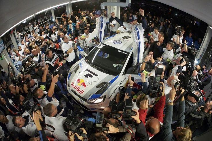 C'est fait, Sébastien Ogier est champion du monde des rallyes WRC 2013, pour la première fois. Il obtient le titre après la power stage où il a terminé troisième, lui donnant ainsi le point manquant au sacre. Plus d'infos sur notre blog auto.