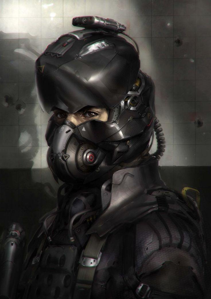 Helmet Author: Long Ou Yang