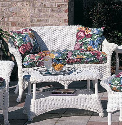 Image Detail For  All Weather Resin Wicker Furniture