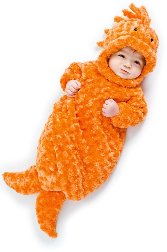 27 best our newest menu items images on pinterest baby for Baby fish costume