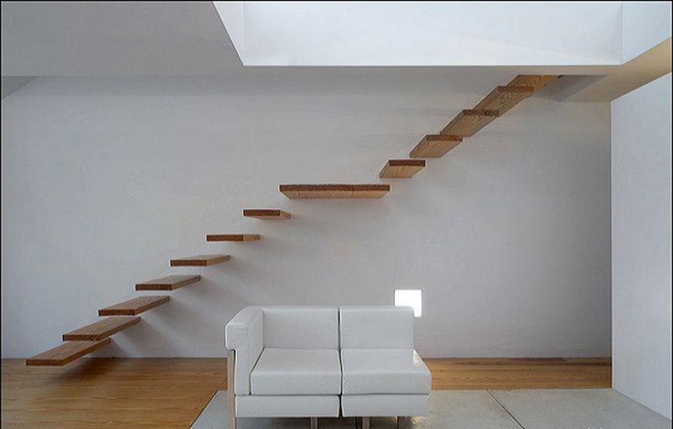 Interior from La Casa Tólo, Portugal by Arquitecto Álvaro Leite Siza