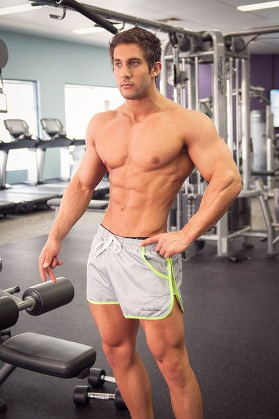 Gay male gym
