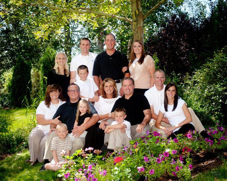 In Studio family pictures