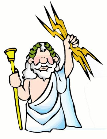 (C1,W3) Ancient Greek & Roman Gods for Kids