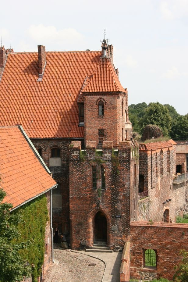 Dwór Mieszczański (Burgher's Court), Toruń, Poland
