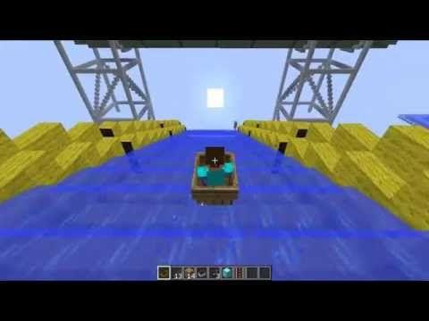 Best Minecraft Roller Coaster Ever! - YouTube