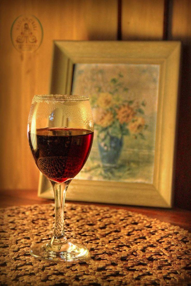 Tarde de vino caliente en madame lili