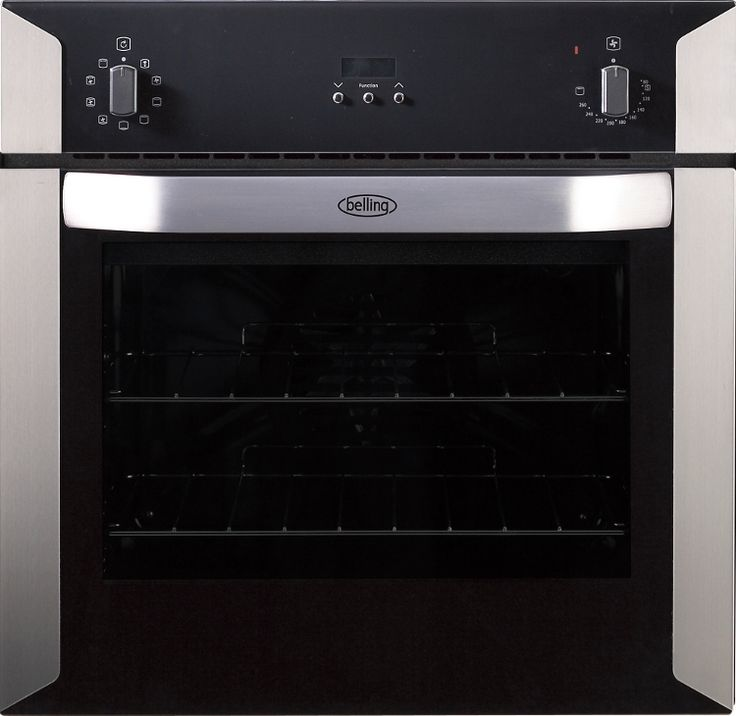 Belling BI60MF Built In Single Electric Oven - The Belling Built In Single Oven comes finished in slick stainless steel, a 69 litre capacity multifunction fan oven as well as 9 oven functions and open door grilling. With an A rating for energy eff http://www.MightGet.com/february-2017-2/belling-bi60mf-built-in-single-electric-oven-.asp