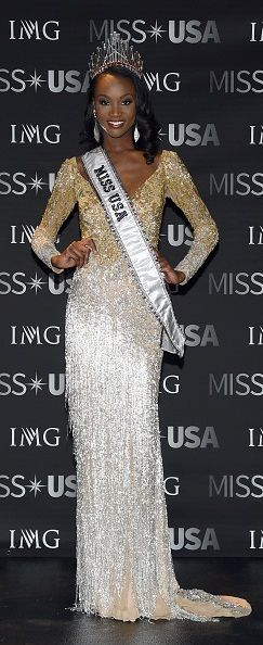 Miss USA 2016 - Deshauna Barber - District of Columbia