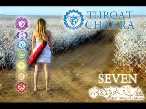Seven chakra music - Throat chakra - MASALA